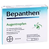 Bayer Bepanthen Augentropfen (20x0.5 ml)