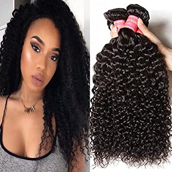 Amazon beauty forever hair brazilian virgin curly hair weave beauty forever hair brazilian virgin curly hair weave 3 packlot bundles 100 pmusecretfo Choice Image
