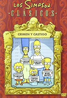 Simpsons Crimen Y Castigo