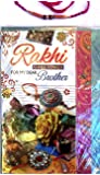 Dear Brother Greeting Cards with one Rakhi Free
