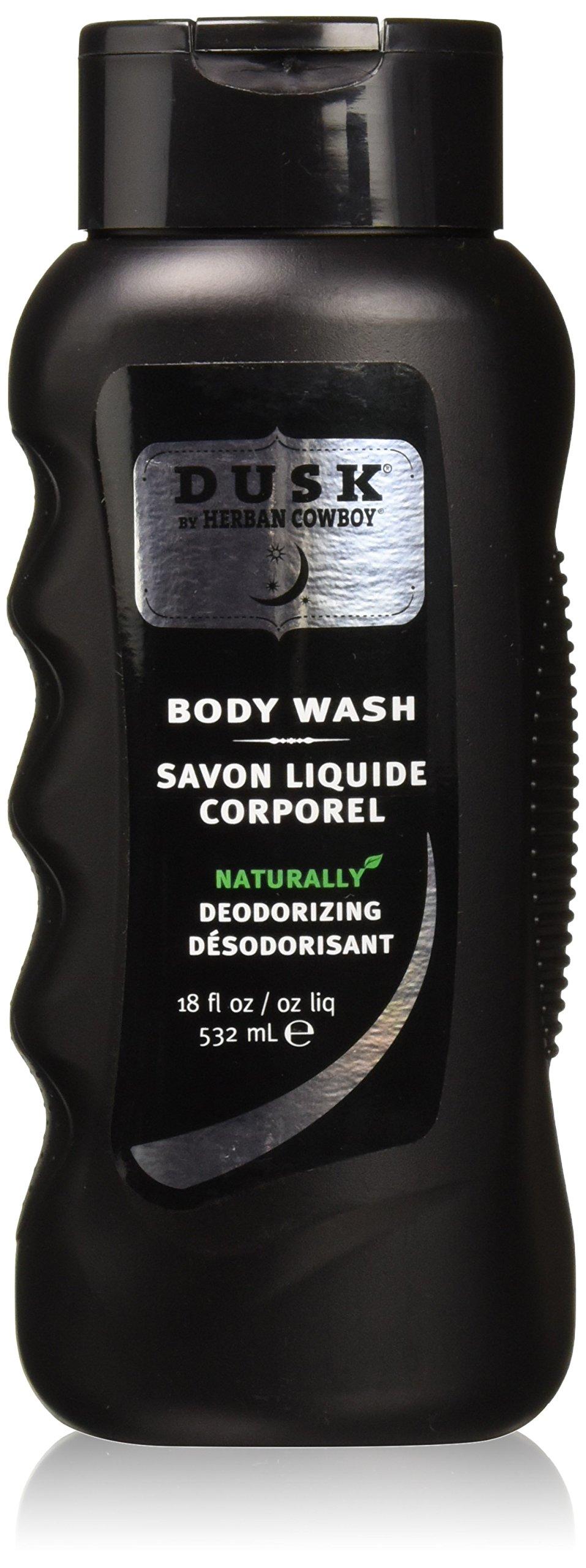 Herban Cowboy Body Wash Liquid DUSK, 18 Fl Oz