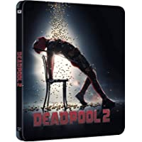 Deadpool 2 [Version Super Méga $@%!#& Chouette - Édition boitier SteelBook]
