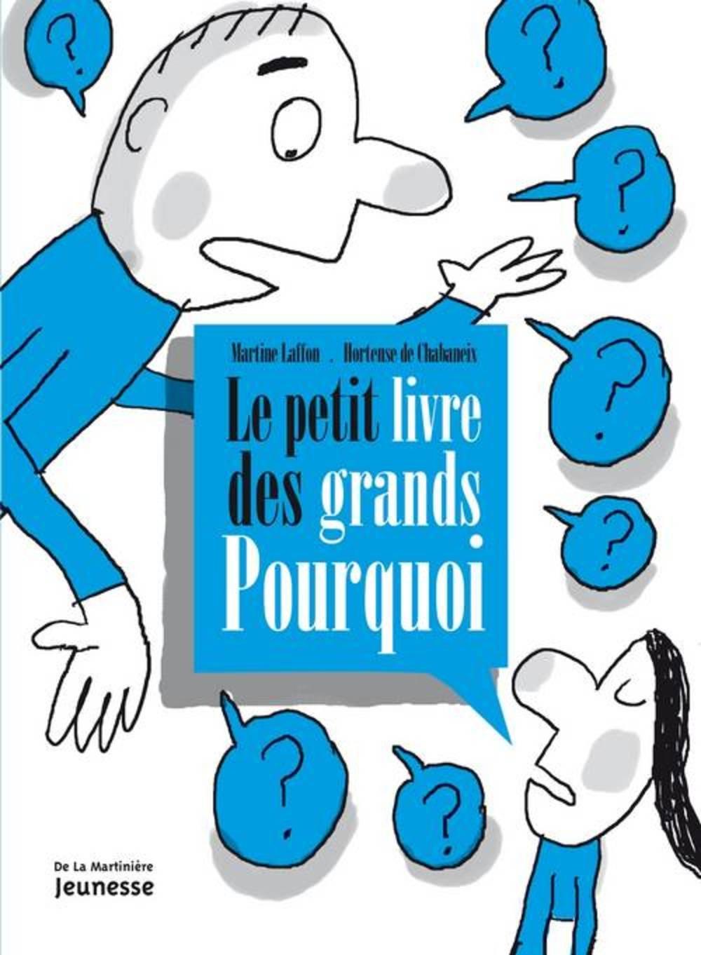 Download Le Petit Livre Des Grands Pourquoi (English and French Edition) pdf