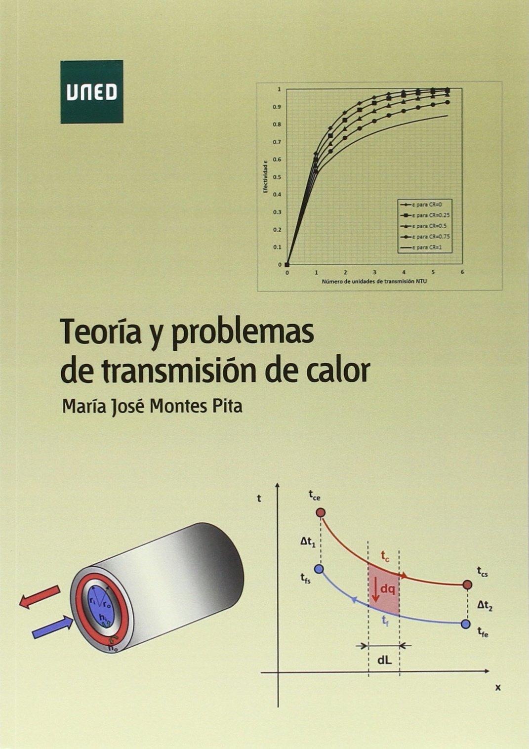 Teoría y problemas de transmisión de calor: 9788436269994: Amazon.com: Books