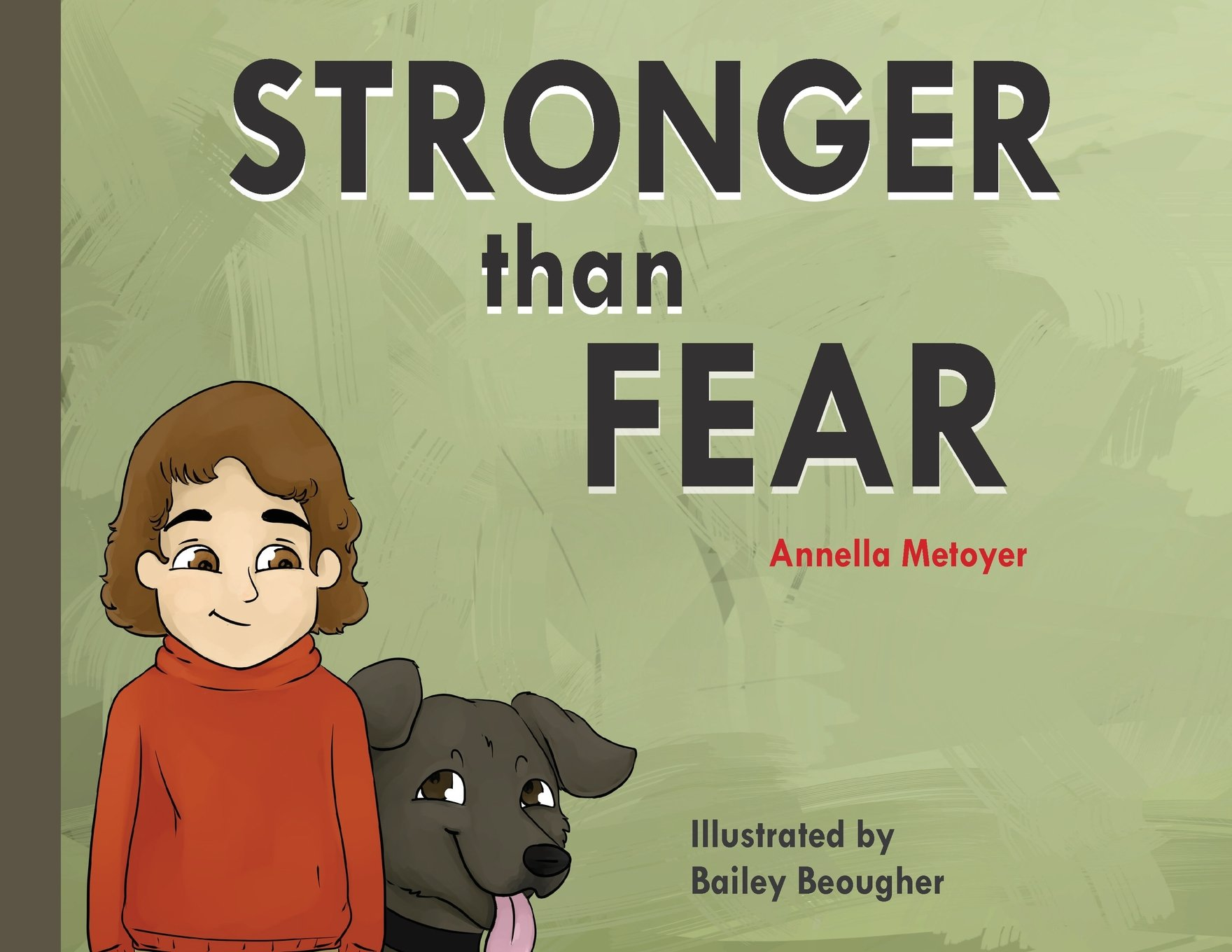 Download Stronger than Fear pdf