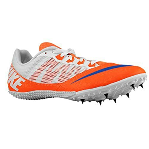 6b58430a219b Nike Zoom Rival S 7 Track Spikes Shoes Size 7 Mens Orange White Womens 8.5   Amazon.ca  generic