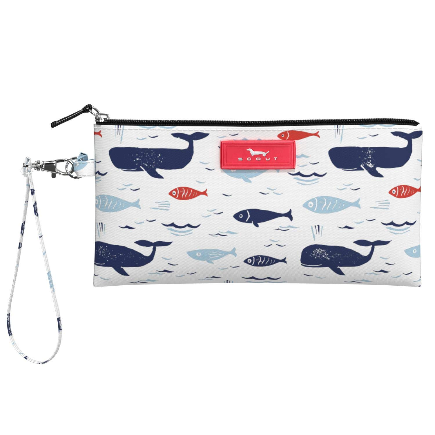 SCOUT Kate Wristlet Lightweight Wristlet Wallet for Women Small Clutch Wristlet with Strap (Multiple Patterns Available)