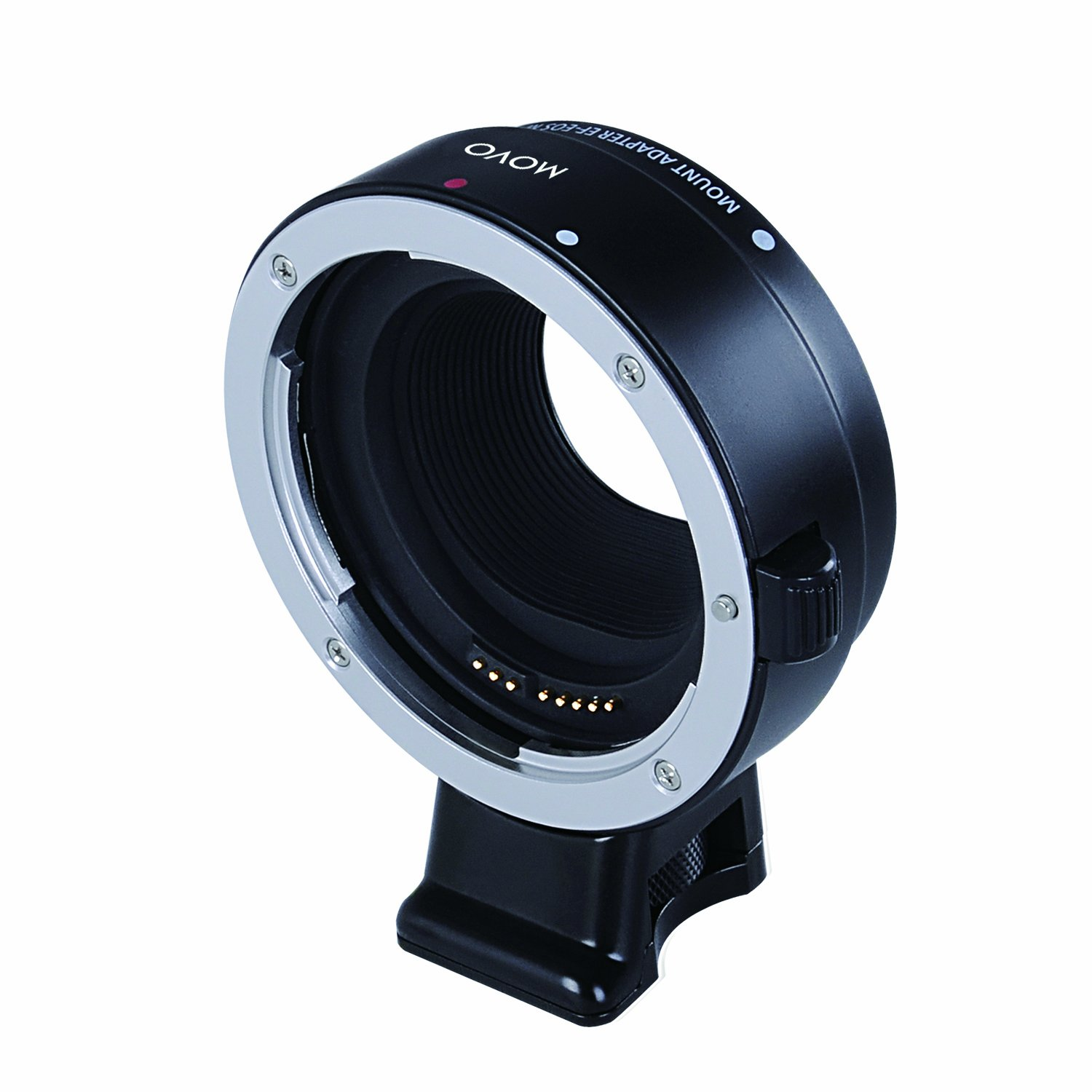 Movo Photo CTA-C Lens Adapter for Canon EF-M Mirrorless Cameras to fit Canon EOS EF/EF-S Lenses