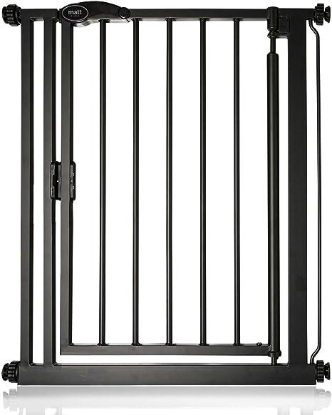 Safetots personnel Étroit Fermeture Baby Gate pression fix Bébé Porte de sécurité 68.5cm-75cm