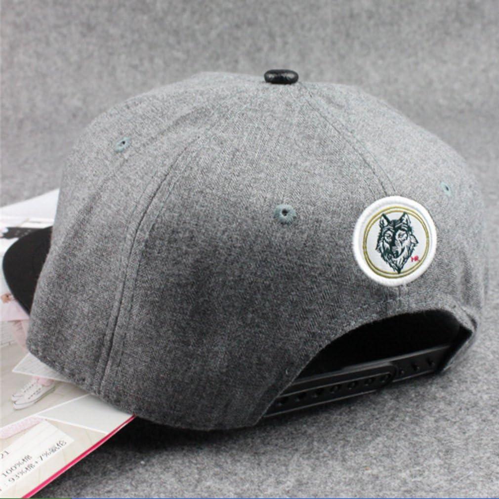 Belsen neutral Wolf Kopf Hip-Hop Cap Baseball Kappe Hut Truckers Hat Erwachsene