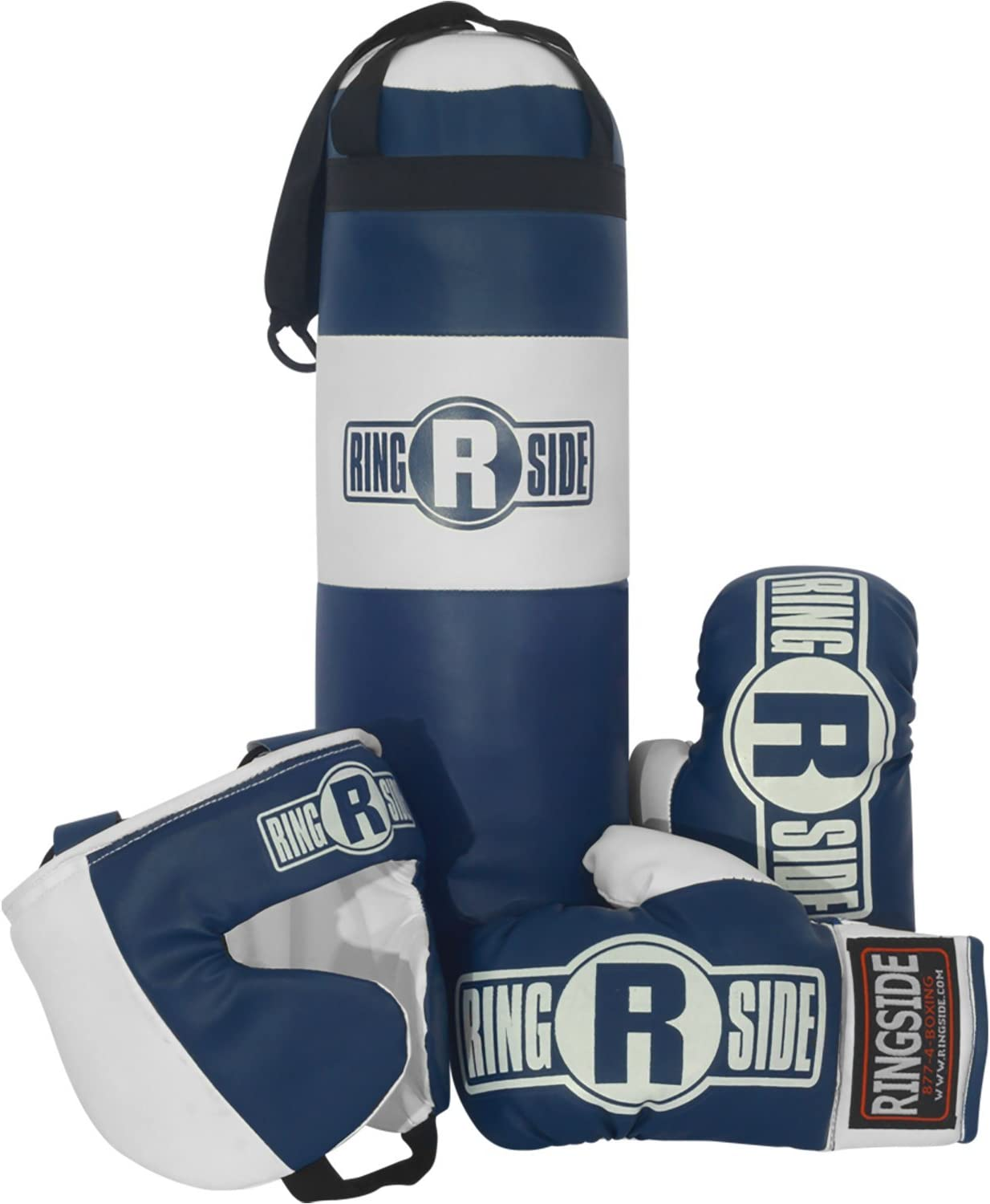 Ringside Kids Boxing Gift Set (2-5 Year Old), Blue : Sports & Outdoors