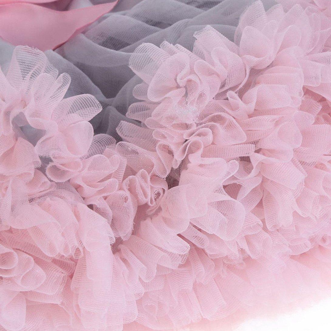 Happy Cherry Falda Tutú Corta tul para Bebés Niñas Ballet Princesa ...
