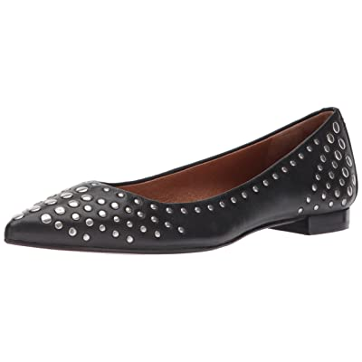 FRYE Women's Sienna Multi Stud Ballet Flat: Shoes