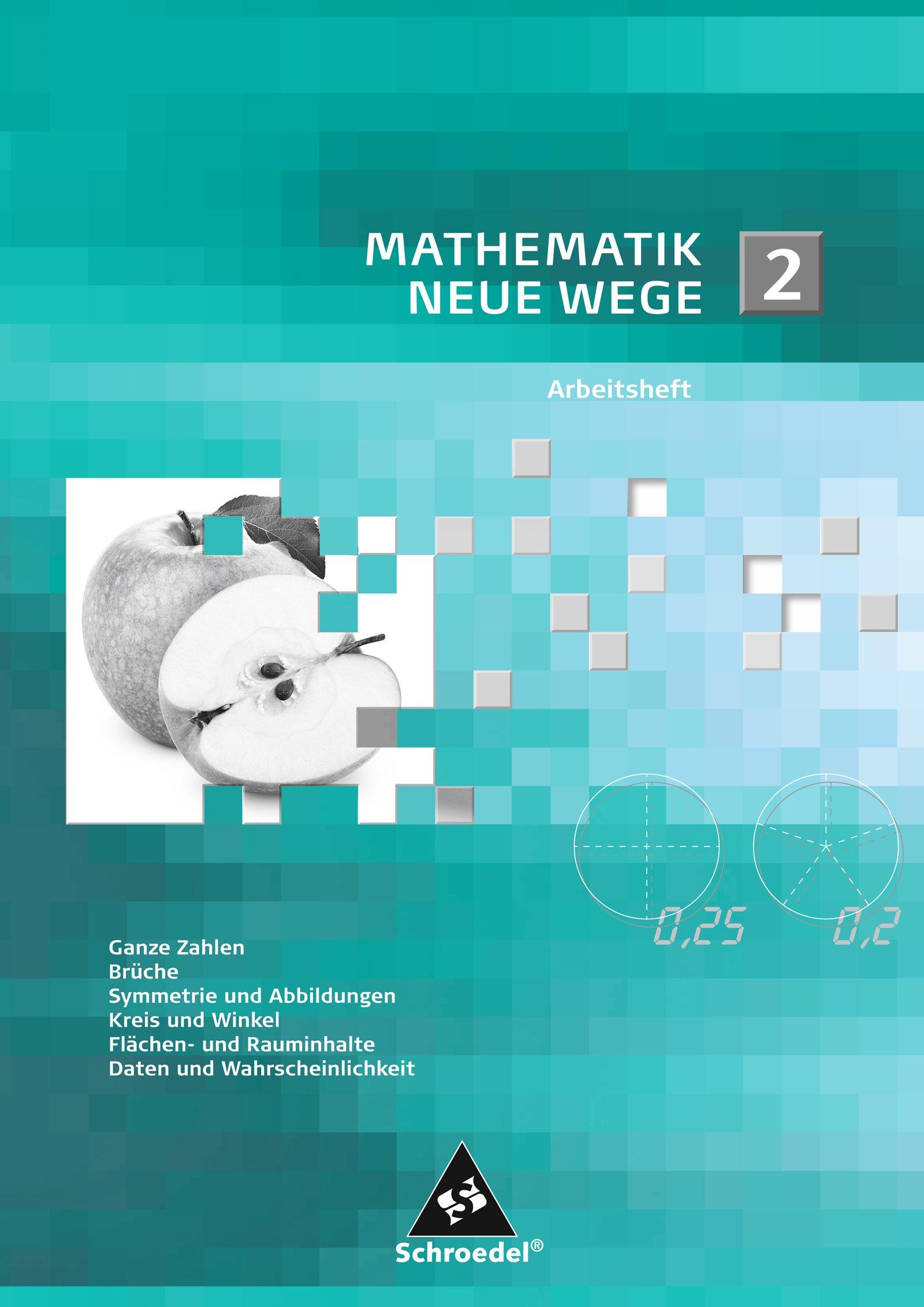 Mathematik Neue Wege SI: Arbeitsheft 2
