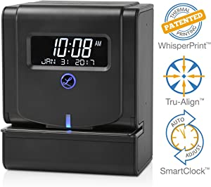 Lathem Heavy Duty Maintenance-Free Thermal Print Time Clock (2100HD)