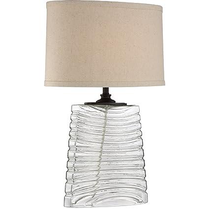 Amazon.com: Quoizel q2590t lámpara de mesa, Q2590T, 150.00 ...