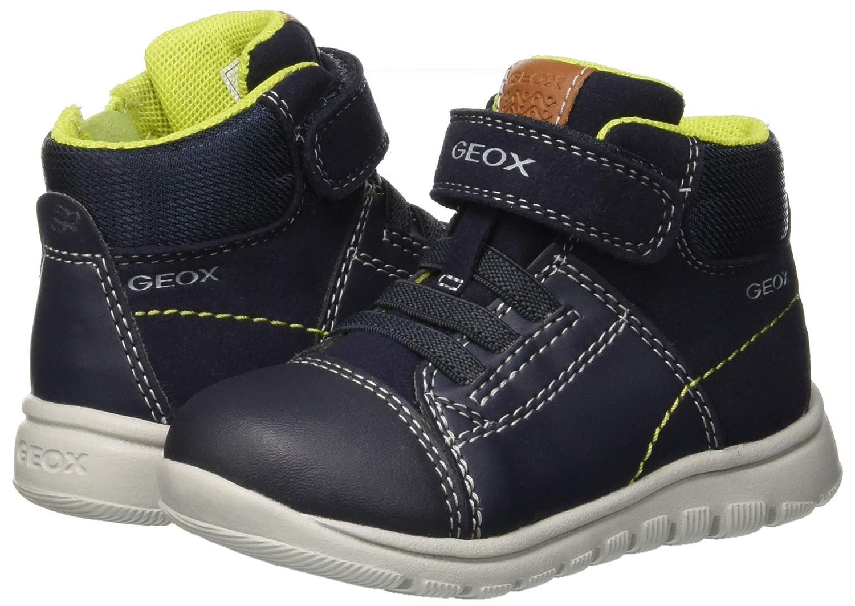 Geox B Xunday B Sneakers Basses b/éb/é gar/çon