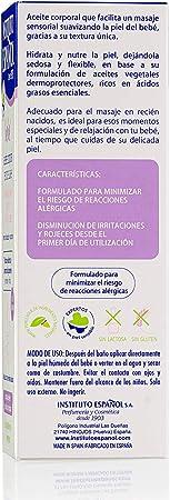 Instituto Español Bebé Aceite Corporal Suave - 150 ml