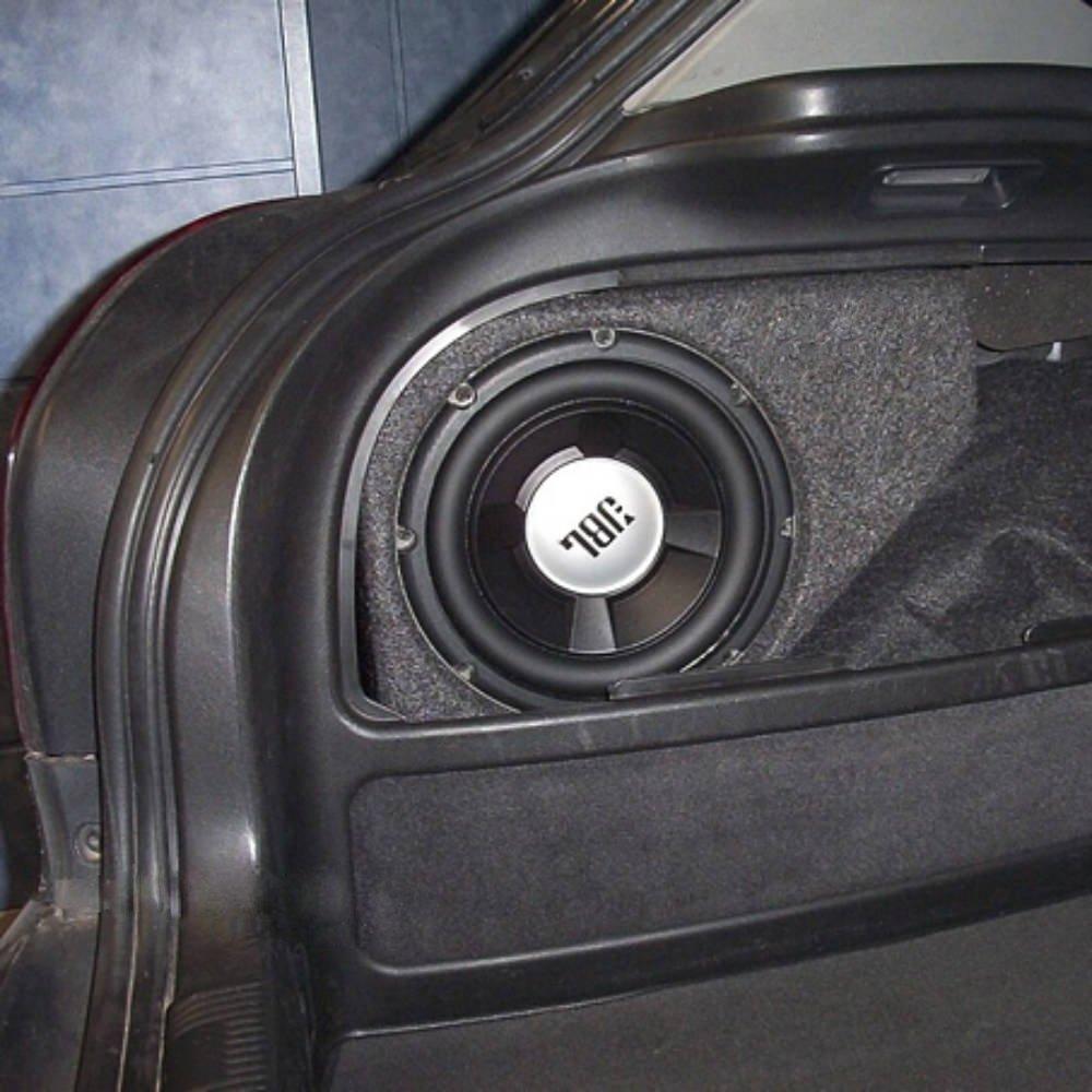 Maxxcount Custom Fit Subwoofer-Box Leergeh/äuse f/ür Audi A3 8L