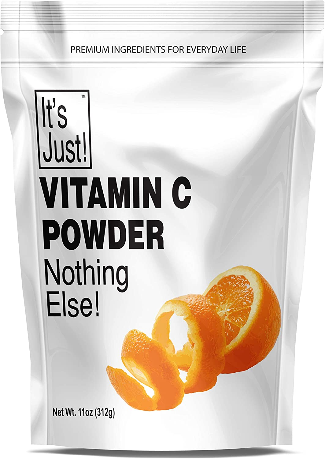 It's Just - Vitamin C (Pure Ascorbic Acid) Powder, Nothing Else, 11oz