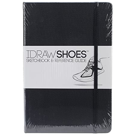 Marqueur Copic Chaussures Idraw Sketchbook & Guide Noir Référence jpX4sh80k
