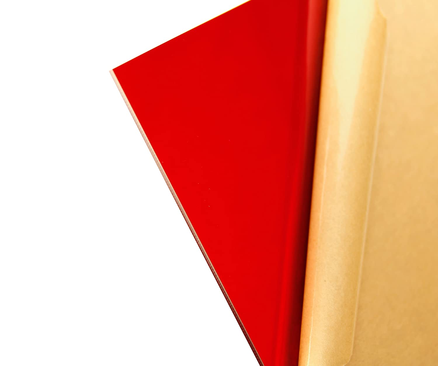 Colored cast acrylic sheet - Amazon Com Cast Acrylic Sheet 118 Thick Tp Red 12 X 12 Nominal Industrial Scientific