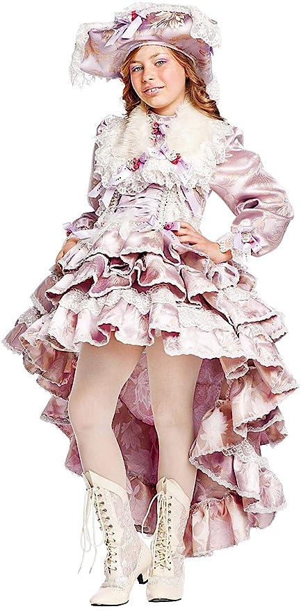 Costume di Carnevale da DUCHESSA di Francia NEONATA Vestito per neonata  Bambina 0-3 Anni 8f88c3f50de5