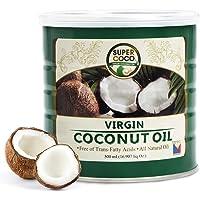 SUPERCOCO 椰来香椰子油(冷压榨)500ml(菲律宾进口)
