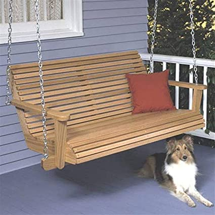 Woodworking project paper plan to build porch swing outdoor woodworking project paper plan to build porch swing solutioingenieria Choice Image