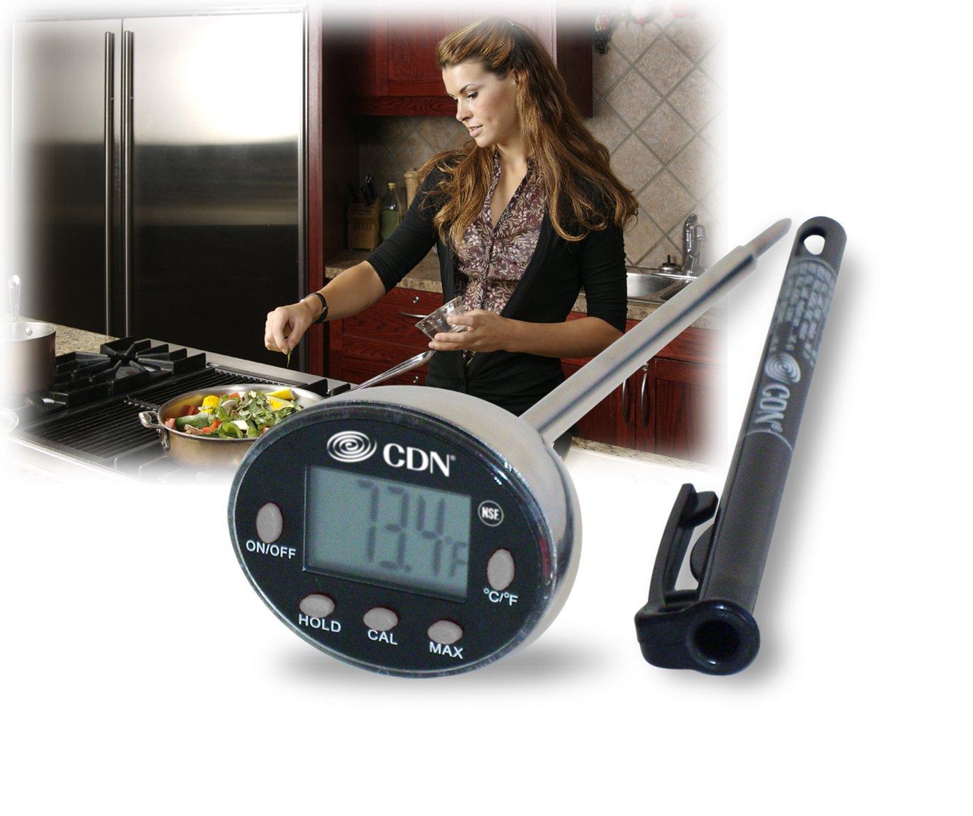 CDN DTQ450X Thin Tip Thermometer