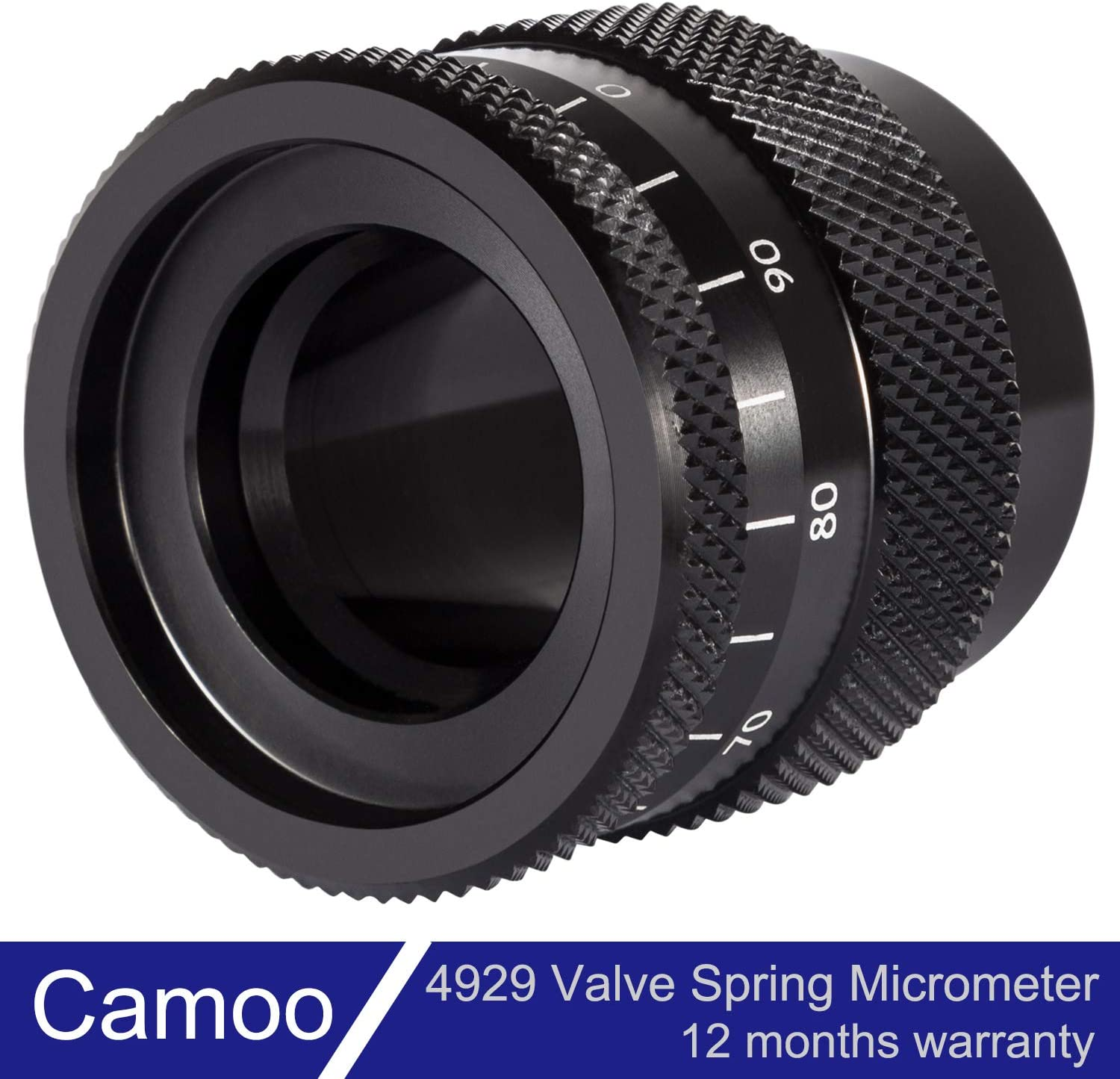 Camoo 4929 Valve Spring Height Micrometer Aluminum Height Range 1.600-2.200 For Most V8 engines