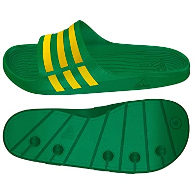 ac7c4bffd Image Unavailable. Image not available for. Colour  adidas Duramo Slide ...