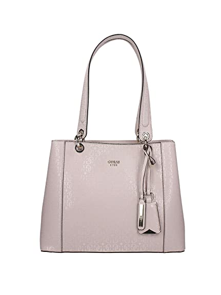 Guess GS669136 Bolso Shopper Mujer BLUSH TU: Amazon.es: Zapatos y complementos