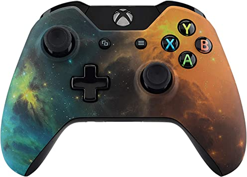 eXtremeRate Carcasa para Mando Xbox One Protectora Tacto Suave ...