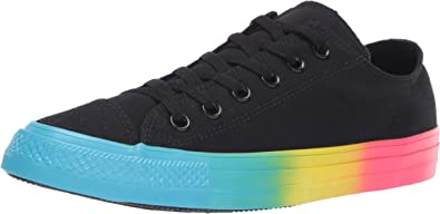 Star Rainbow Midsole Low Top Sneaker
