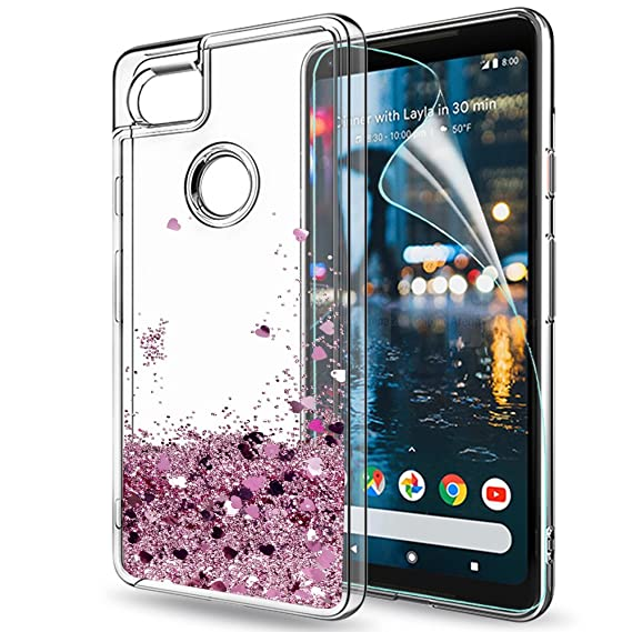 c2c7cdb3ec8 Amazon.com  Google Pixel 2 XL Case (Not Fit Pixel 2) with HD Screen ...