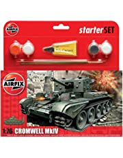 Airfix Cromwell MkIV Starter Gift Set (1:76 Scale)