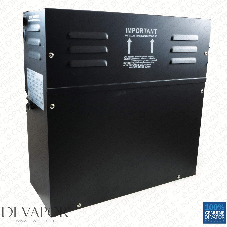 4,5 KW baño de vapor o Kit de ducha | Generador de vapor 220 V ...