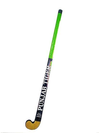 Buy Ce Teranga Punjab Tiger Hockey Stick With Full Pvc Grip Full