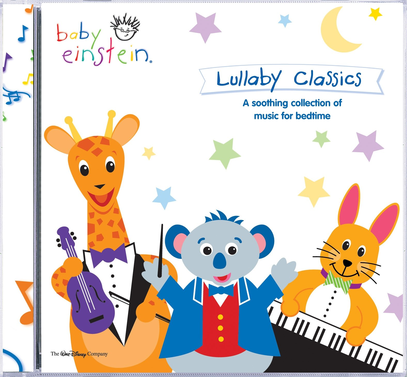 Baby Einstein: Lullaby Classics by Baby Einstein