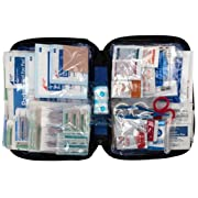 First Aid Only 298 Piece All-Purpose First Aid Kit, Soft Case