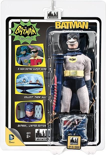 figures Batman 1966 TV series batbreather W Batman Head Made For 8 in environ 20.32 cm