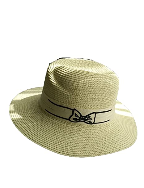 089258c9 Wide-Brimmed Ladies Straw Hat Ladies Hats Hats Sun Hats Summer Hats ...