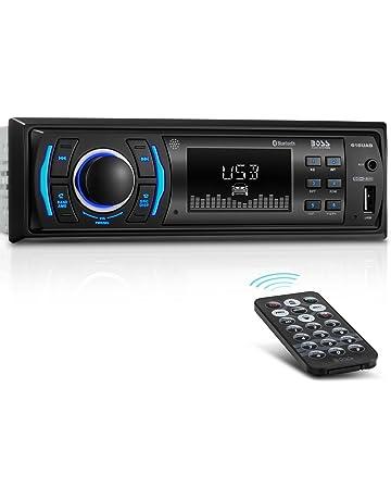 BOSS Audio 616UAB Multimedia Car Stereo – Single Din LCD e9c4b33601