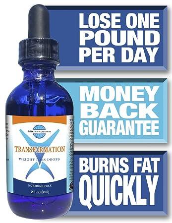 Body fat loss formula