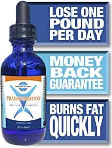 BSkinny Global Transformation Weight Loss Drops - Diet's Protocol Brochure - Packaged in an Informative Box - 2 ounces
