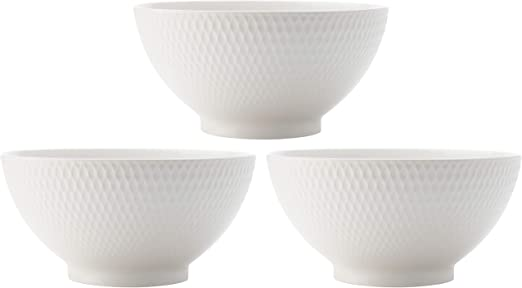 Maxwell /& Williams White Basics 5-inch Rice Bowl
