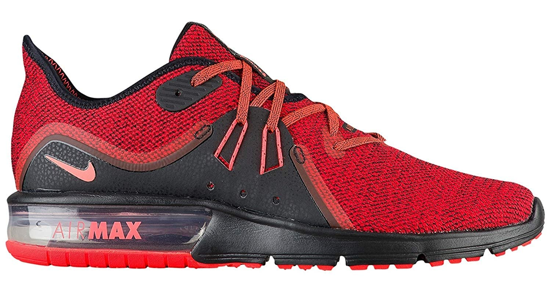 703d56c5e4 Nike Air Max Sequent 3, Scarpe da Ginnastica Basse Uomo | Moda Attraente |  Uomini