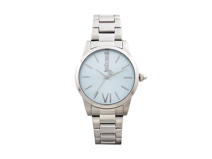 Just Cavalli Reloj Analogico para Mujer de Cuarzo con Correa en Acero Inoxidable JC1L010M0095