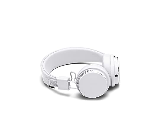 Urbanears Plattan 2 On Ear Headphone, True White (04091667) by Urbanears